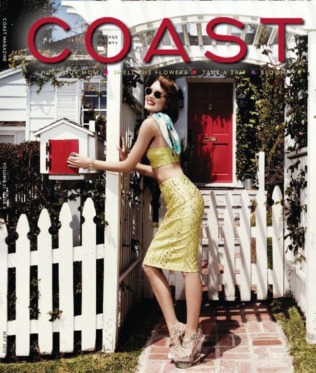 Lena Fishman for Coast Magazine