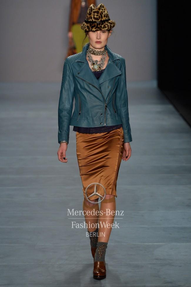 Lena Fishman for Marc Cain