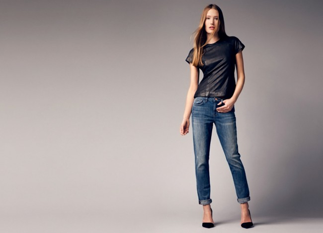 Lena Fishman for J Brand
