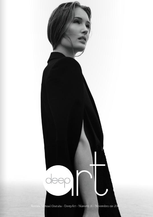 Lena Fishman for DeepArt Magazine