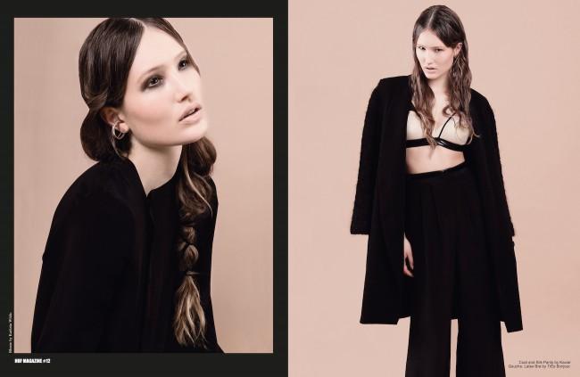 Lena Fishman for HUF Magazine