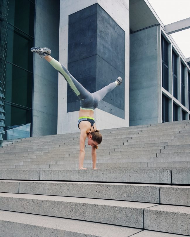 Lena Samuels Sport