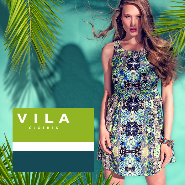 Lena Fishman for Vila Clothes