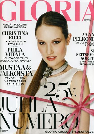 Lena Fishman for Gloria Magazine