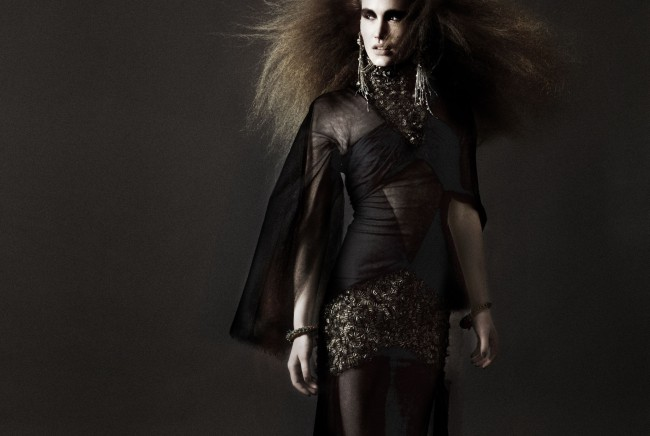 Lena Fishman for Dirrty Glam Magazine